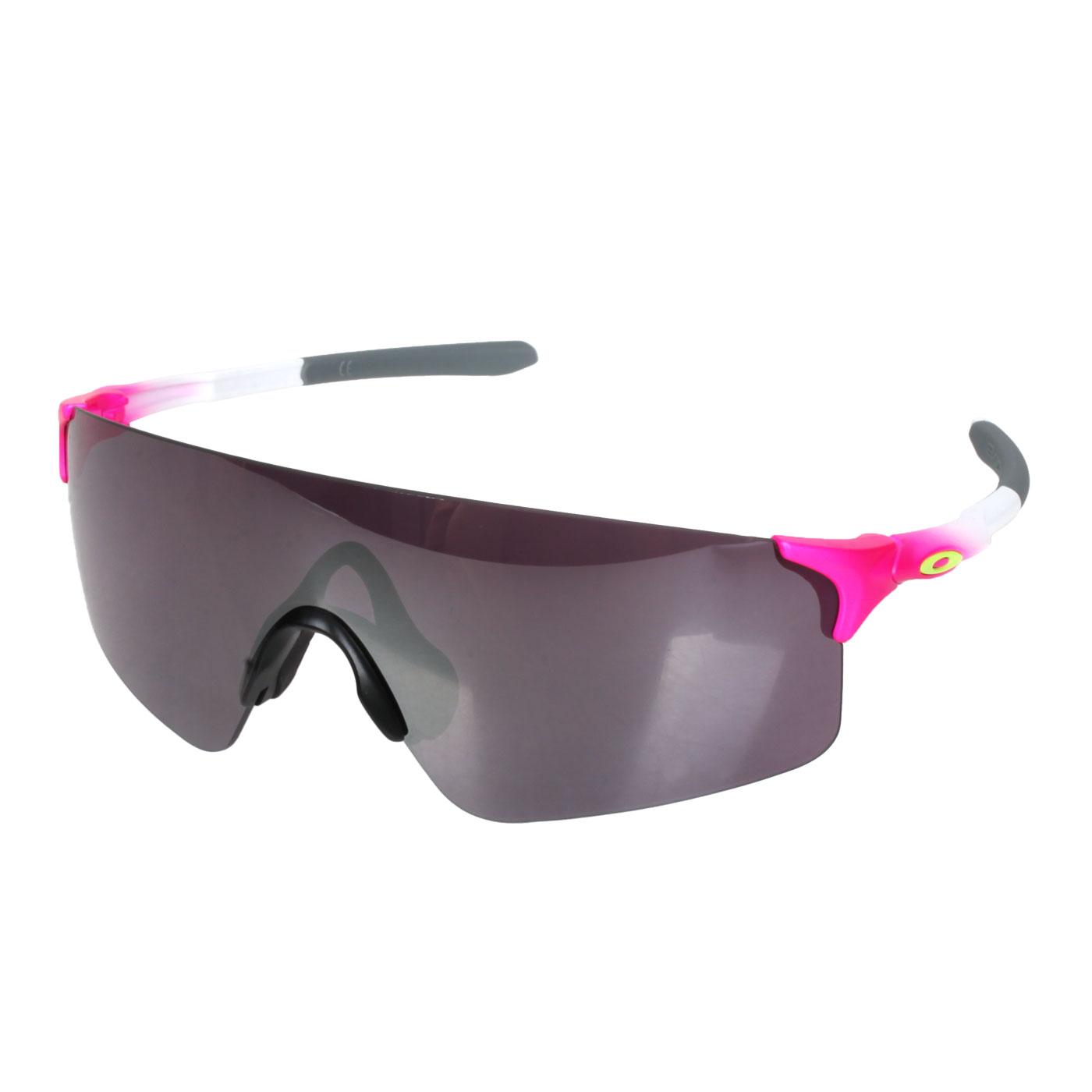 OAKLEY EVZERO BLADES 一般太陽眼鏡 (附硬盒) OAK-OO9454-0838 - 白桃紅紫綠
