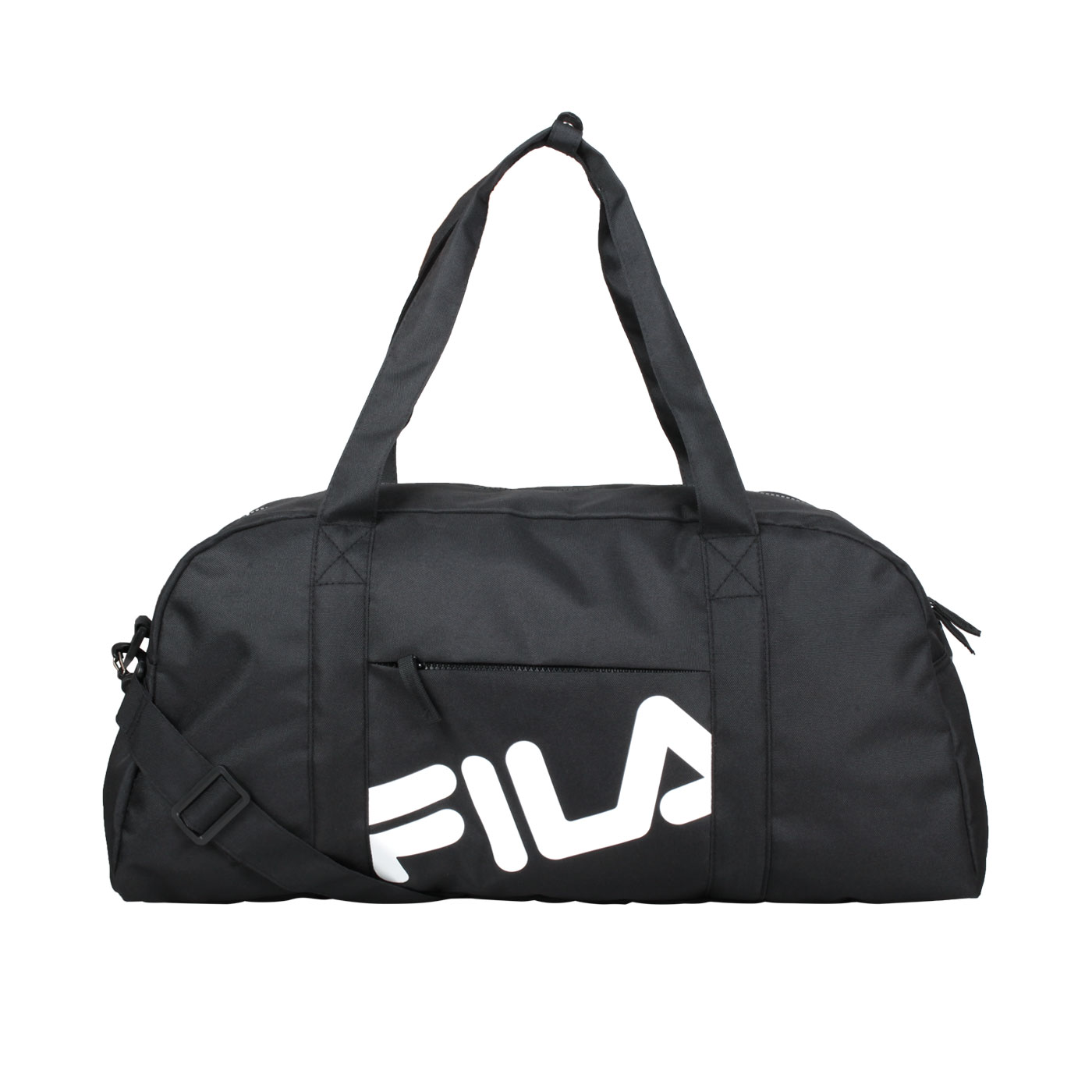 FILA 訓練運動提袋 OTV-3016-BK - 黑白