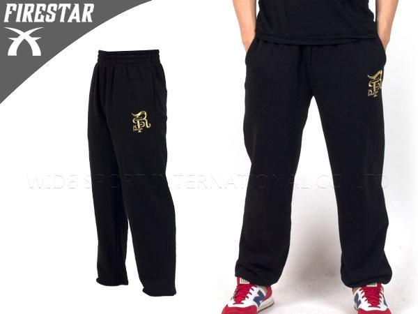 FIRESTAR 男棉長褲P1086-10 - 金黃