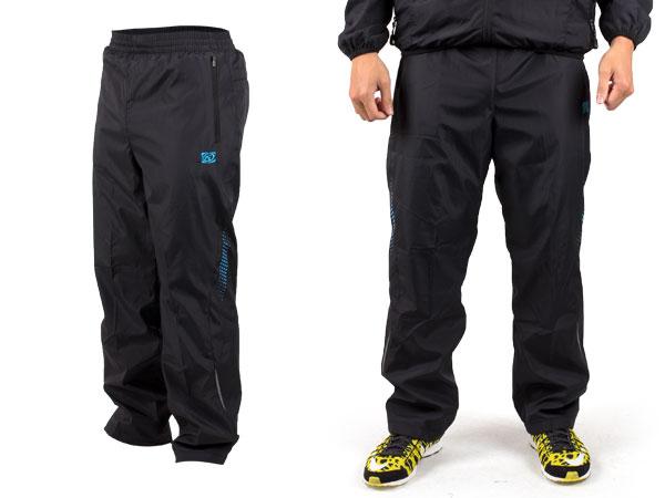 FIRESTAR  男款內裡刷毛長褲P3873-10 - 黑水藍