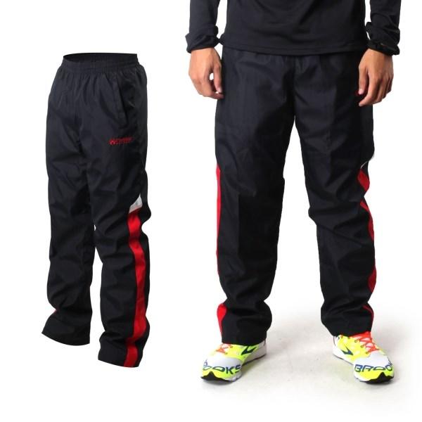 FIRESTAR 男款長褲 P4072-10 - 黑紅