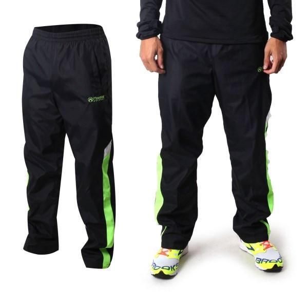 FIRESTAR 男款長褲 P4072-10 - 黑綠