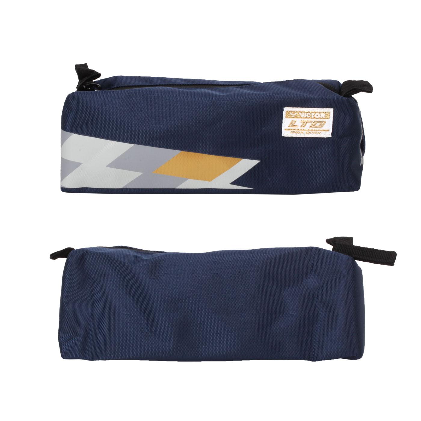 VICTOR 2020奧運系列鉛筆袋 PG8810LTDAB - 丈青灰金