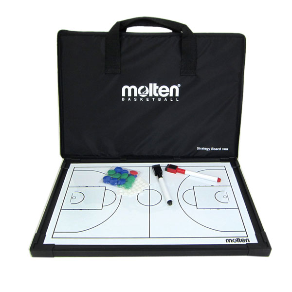 Molten 籃球教練版 SB0050 - 黑白