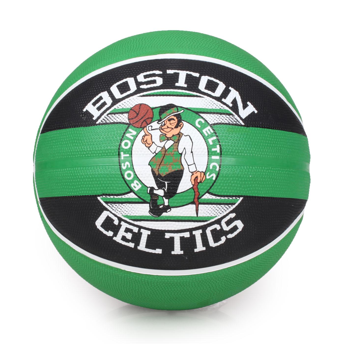 SPALDING 賽爾提克 Celtics 籃球 SPA83505 - 綠黑白