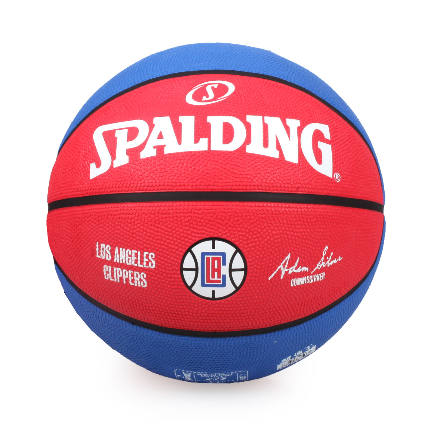 SPALDING 快艇 Clippers 7號籃球 SPA83506 - 紅藍白