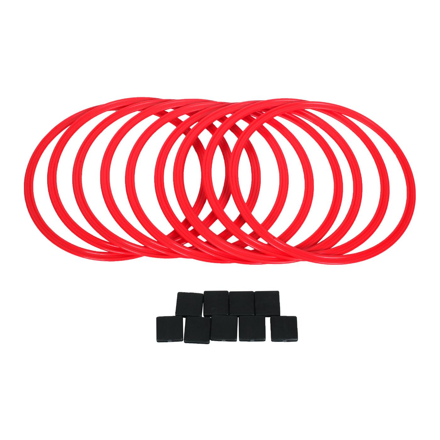 詠冠conti 步伐敏捷訓練圈 CONTIT8800 - 紅黑