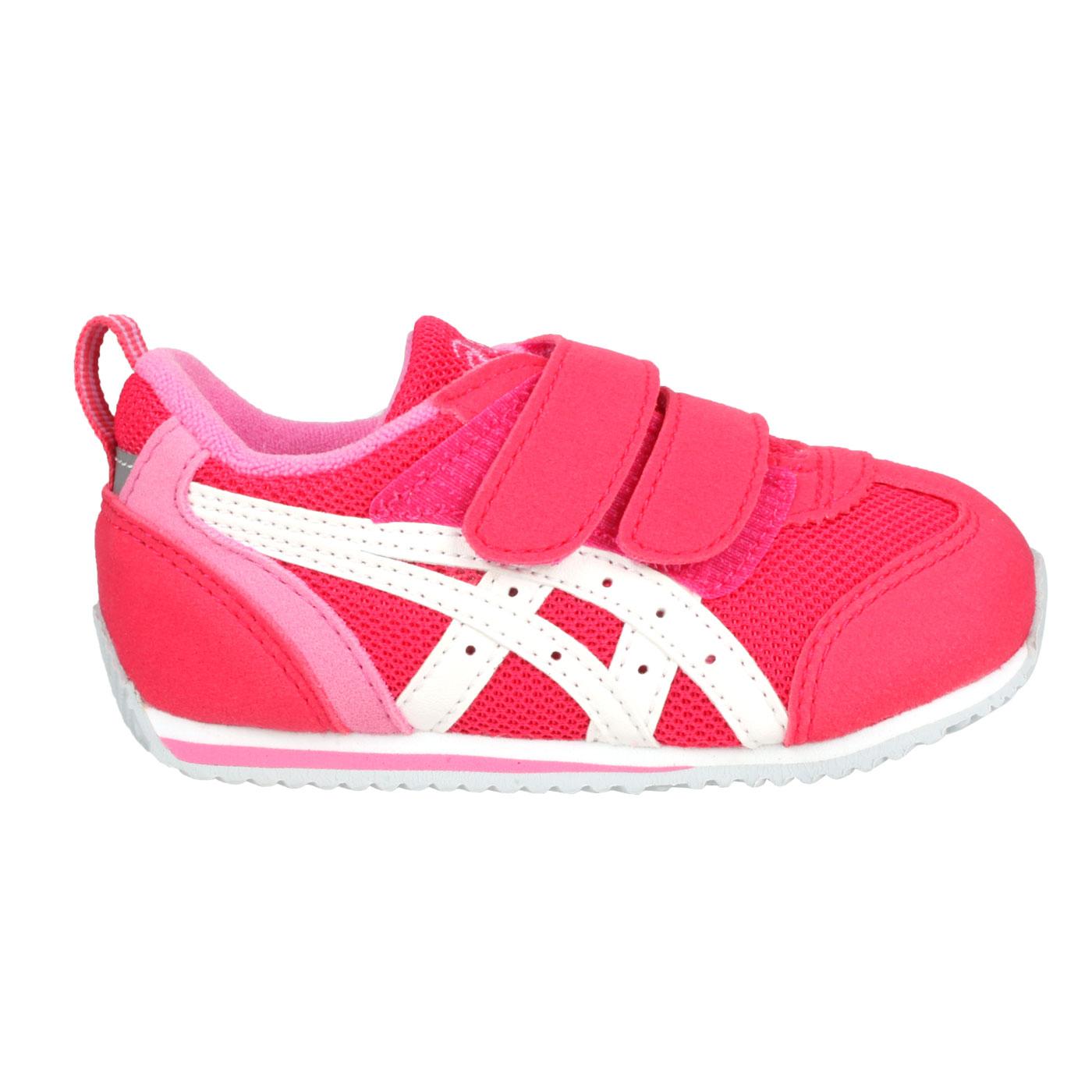 ASICS 小童運動鞋  @IDAHO BABY 3@TUB165-1901 - 玫紅白