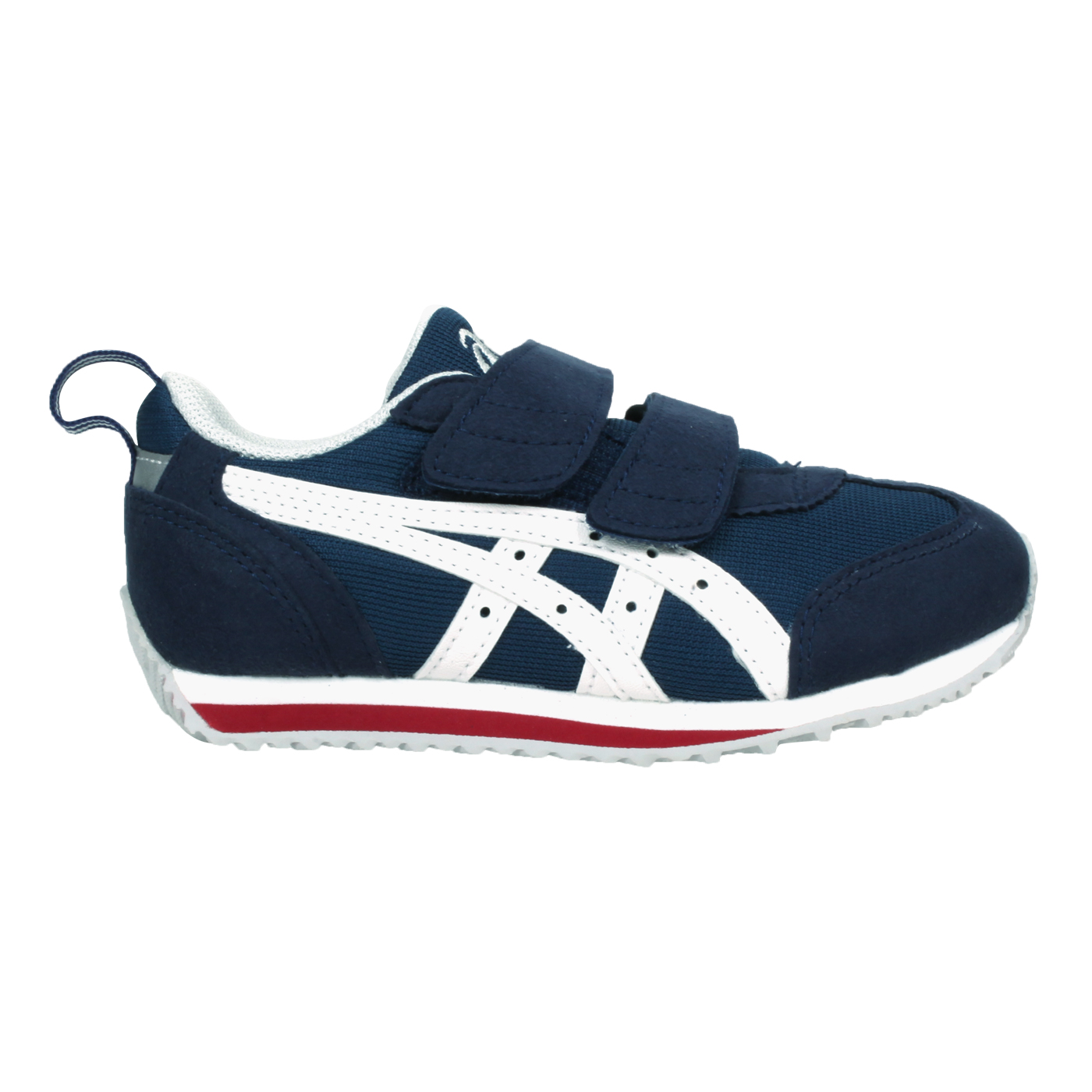 ASICS 中童運動鞋  @IDAHO MINI JP@TUM185-5001 - 深藍白紅
