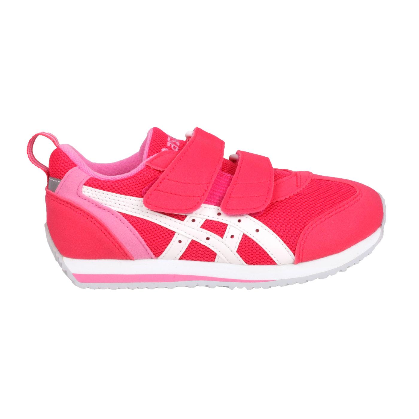 ASICS 小童運動鞋  @IDAHO MINI 3@TUM186-1901 - 玫紅白