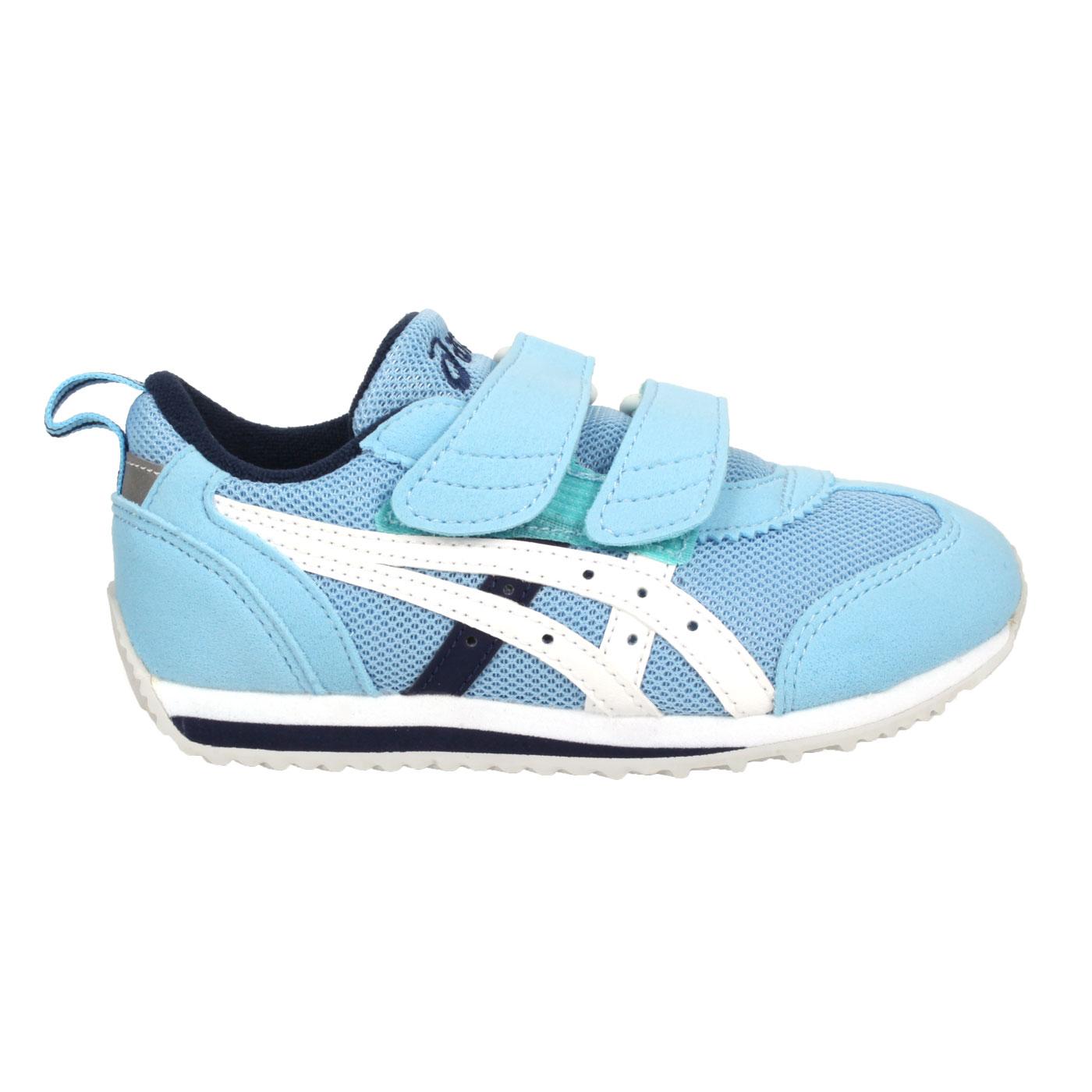 ASICS 中童運動鞋  @IDAHO MINI 3@TUM186-402 - 水藍白丈青