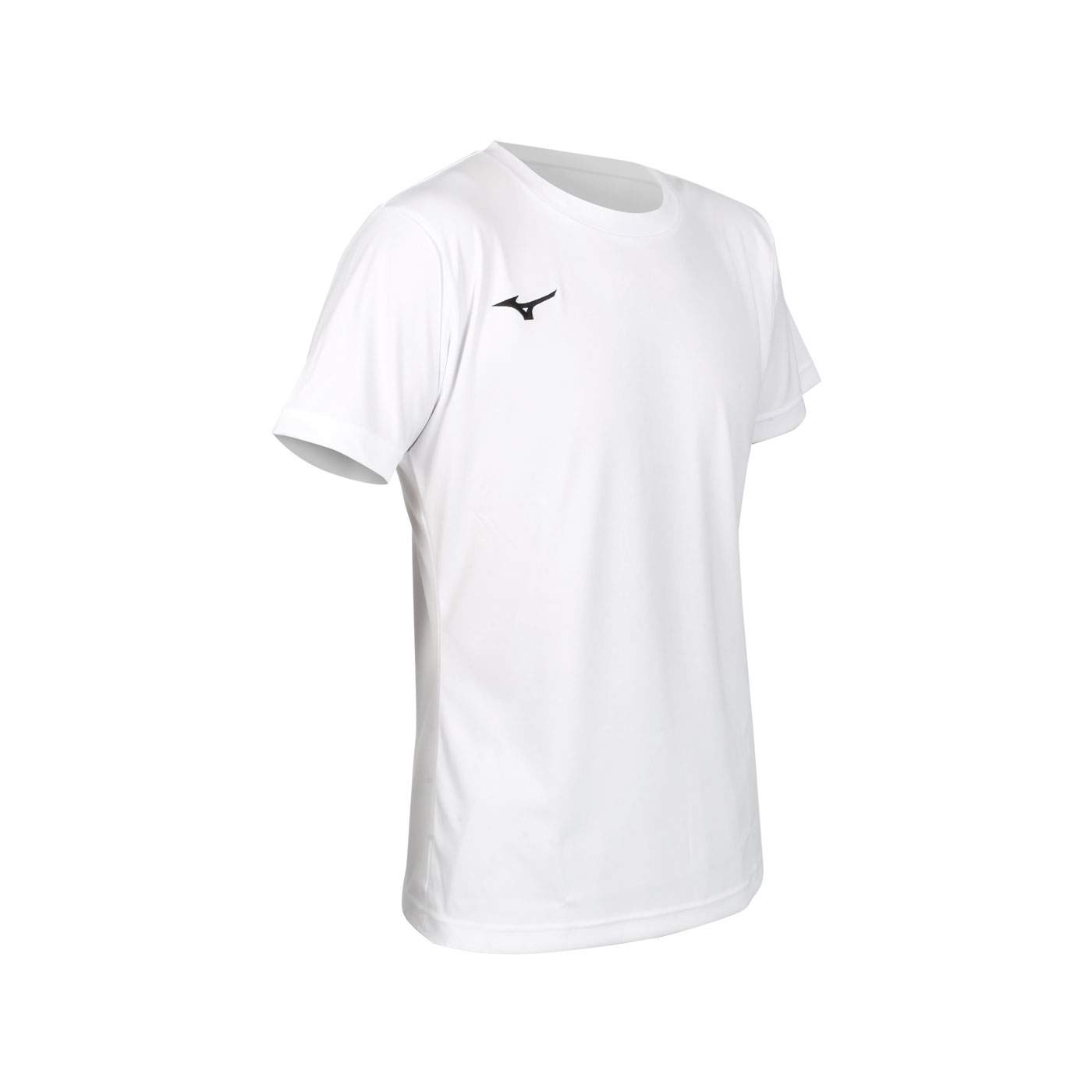 MIZUNO 男款排球短袖T恤 V2TA1G2001 - 白黑灰紅