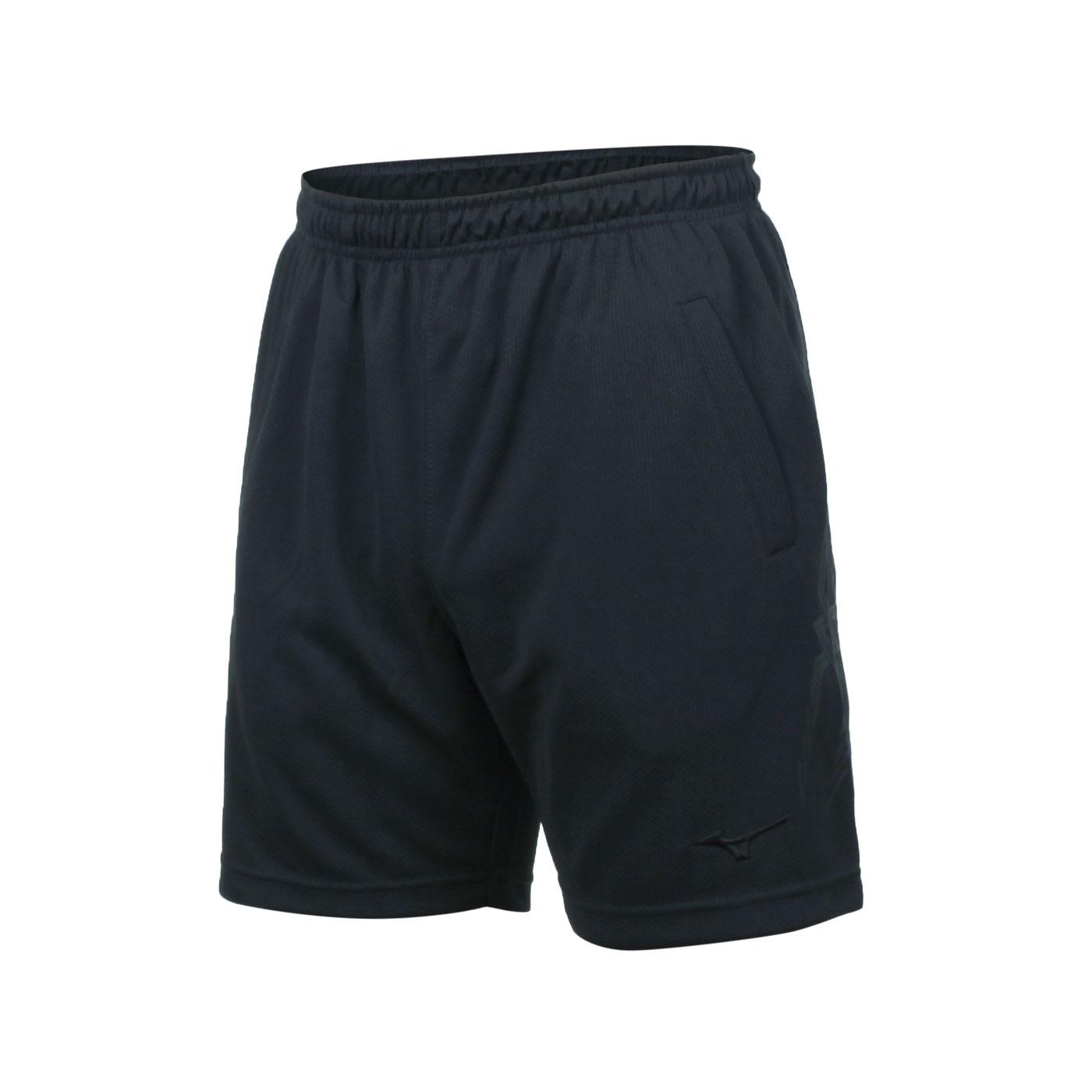 MIZUNO 排球褲 V2TB1A0699A - 黑