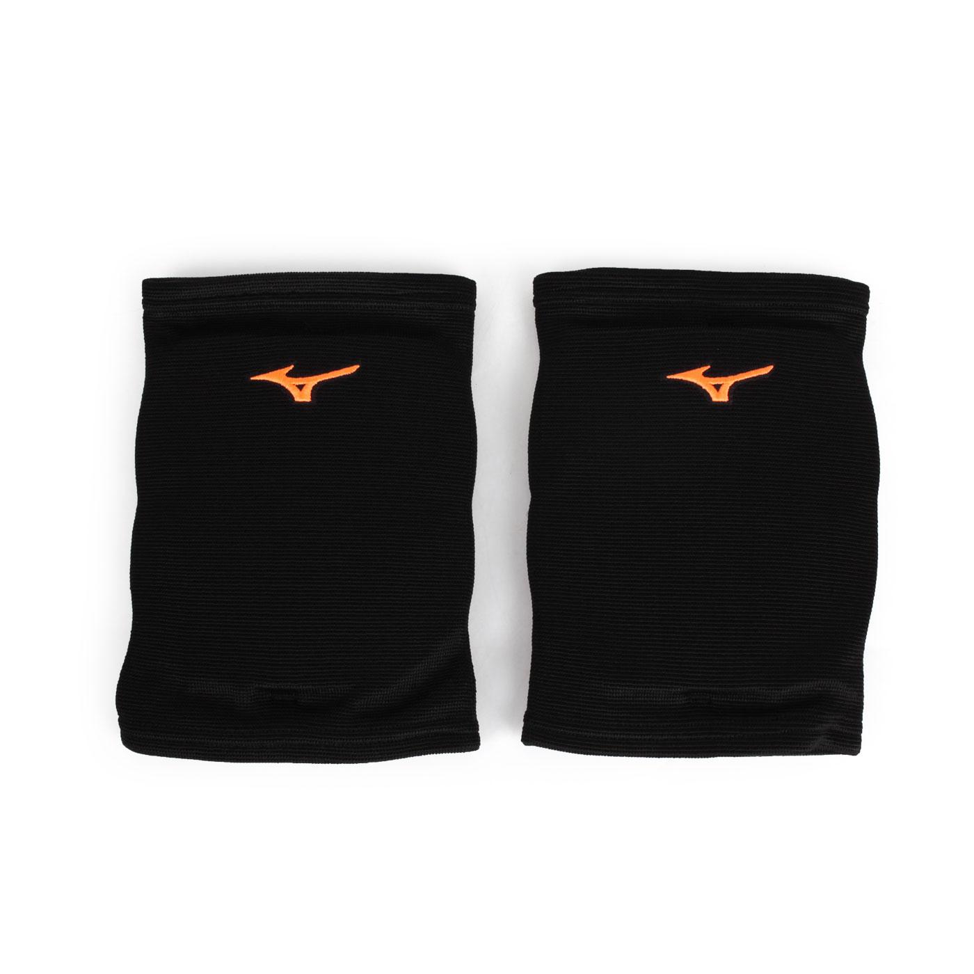 MIZUNO 成人用護膝 V2TY800609 - 黑橘