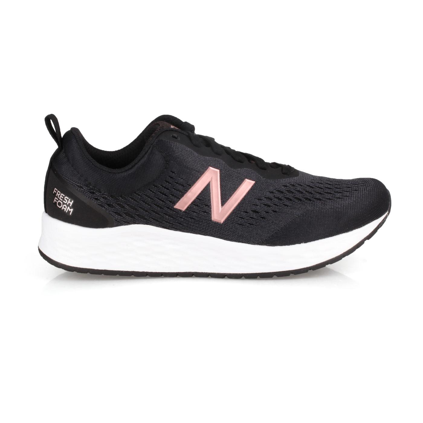 NEW BALANCE 女款慢跑鞋 WARISLL3 - 黑灰玫瑰金
