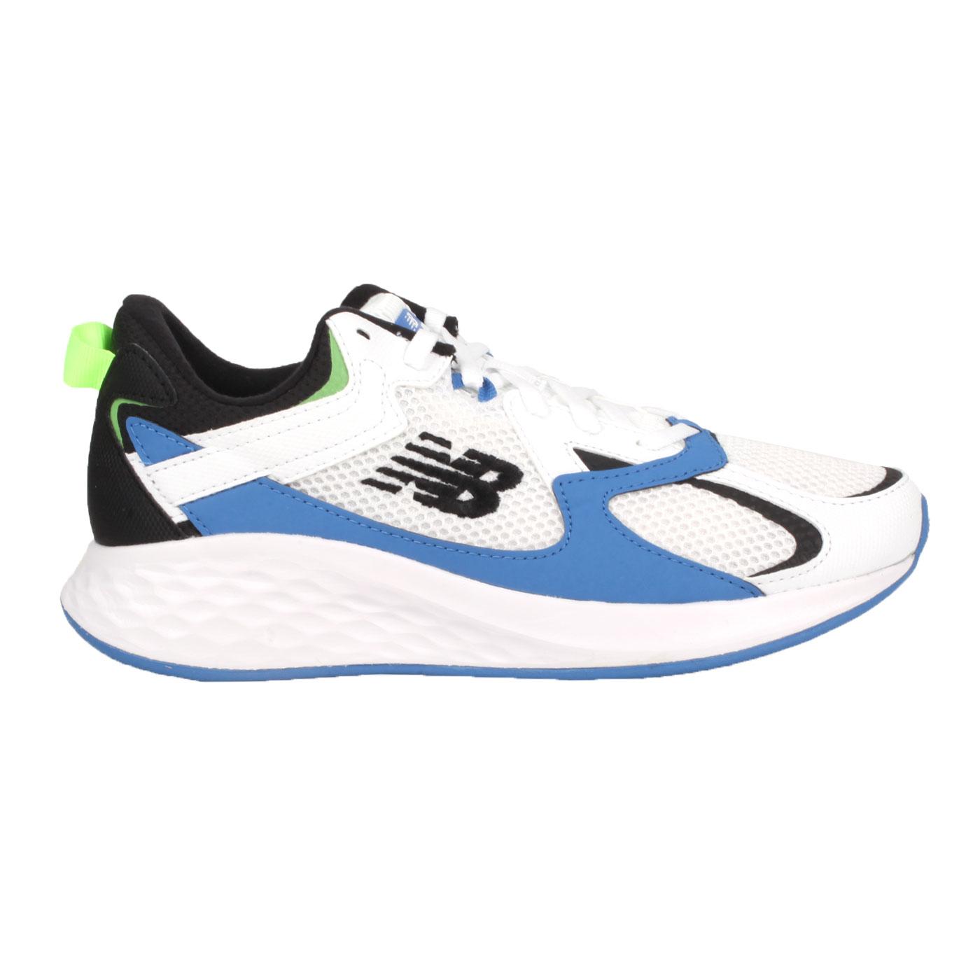 NEW BALANCE 女款慢跑鞋 WRNXTLW - 白藍黑