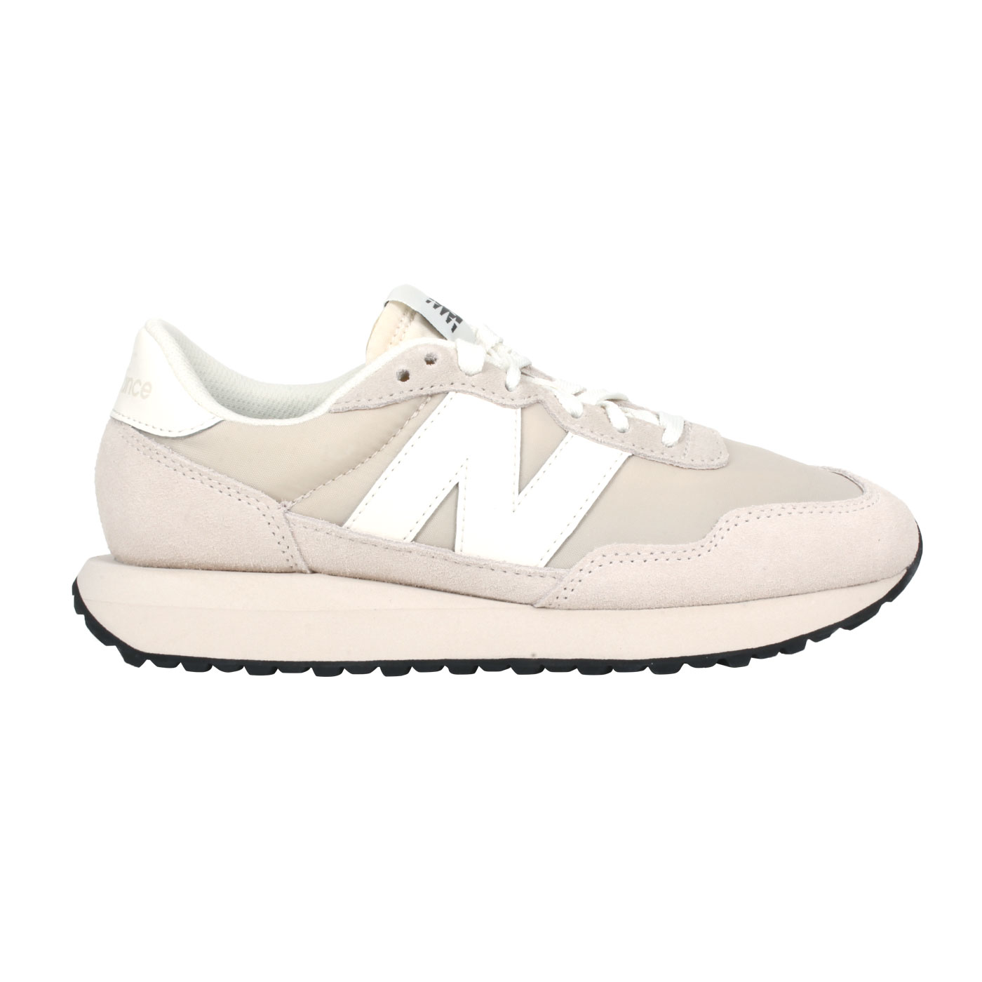 NEW BALANCE 女款休閒運動鞋 WS237DH1 - 米白棕