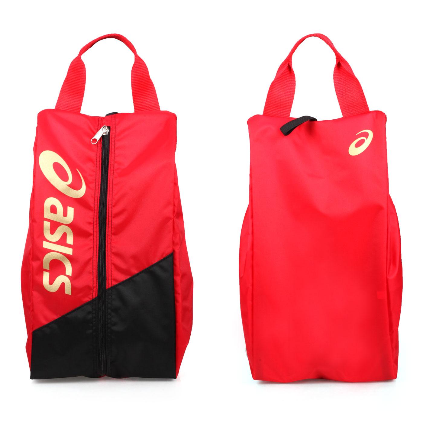 ASICS 鞋袋 Y12001-23 - 紅黑金