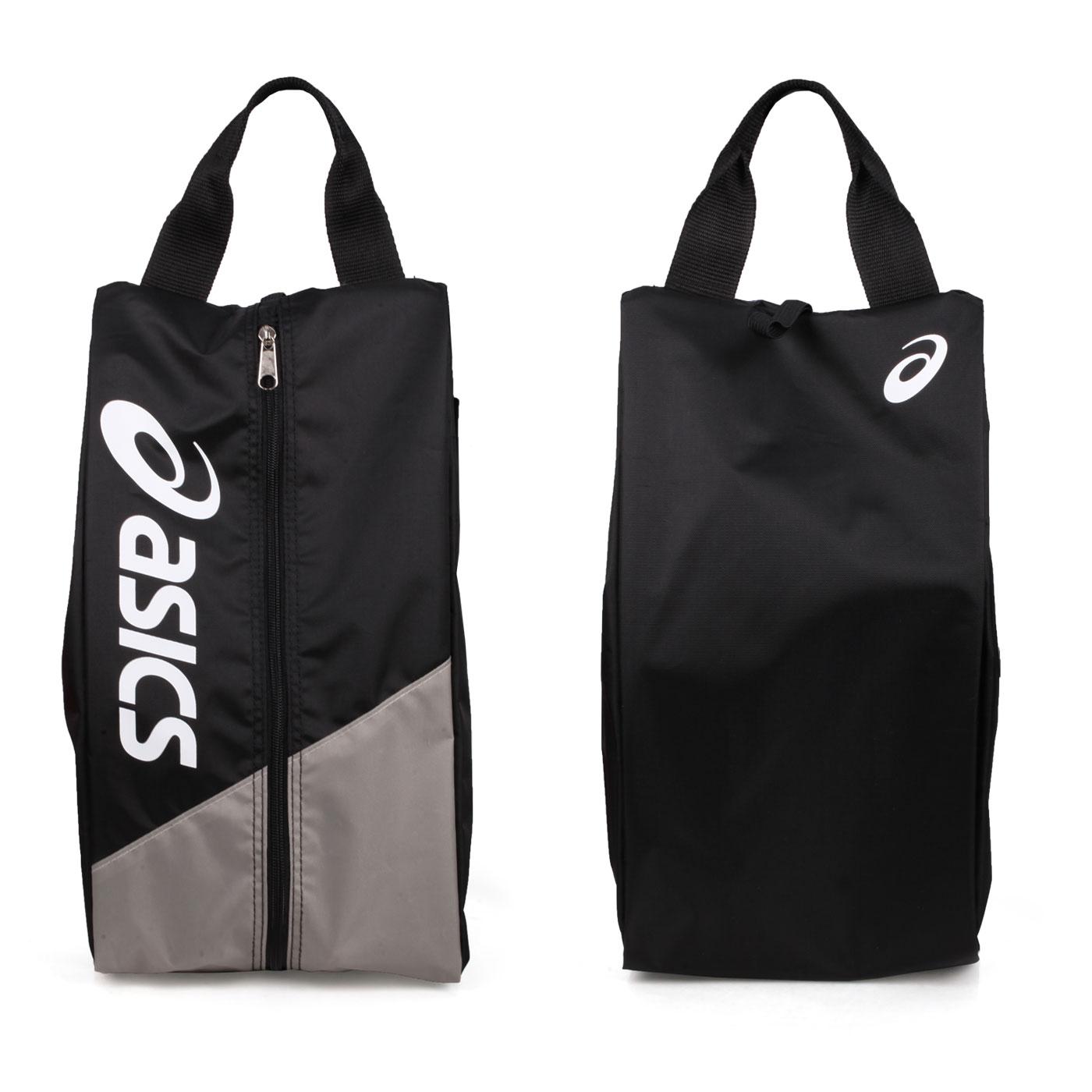 ASICS 鞋袋 Y12001-23 - 黑灰白